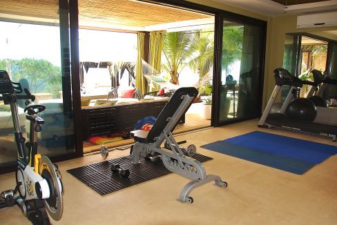 Hacienda Nelson - Fitness Room